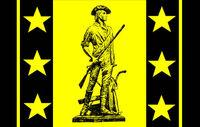 Official Flag of Manbearpigonia