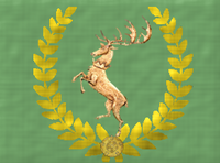 Official Flag of House Baratheon