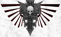Official Banner of the Imperium of Man