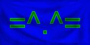 Azu Flag Textured