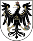 Coat of Arms of Imperial German Dominion of Prussia