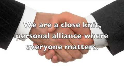 The Infinity Alliance Welcomes You