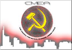 CMEA Official Flag
