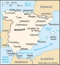 Location of El Zatroseio