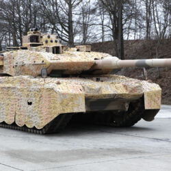 Kampfpanzer Löwe 2A8