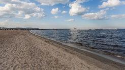 Beaches of Sopot, Poland, Ravenspur