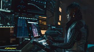Materiały prasowe 7 (Cyberpunk 2077)