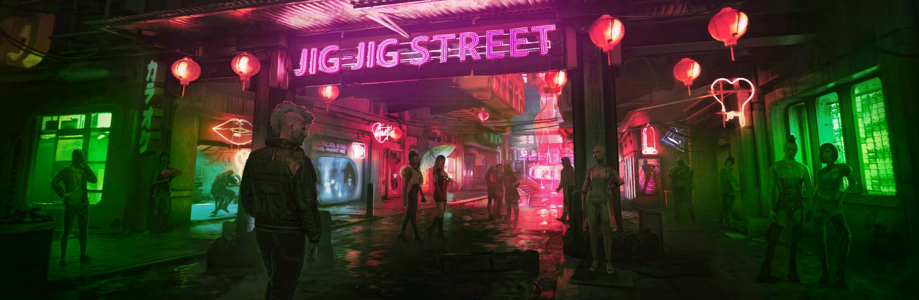 Jig-Jig Street