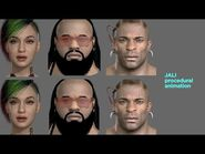 JALI Driven Expressive Facial Animation & Multilingual Speech in CYBERPUNK 2077 with CDPR