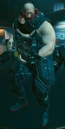 Arasaka Juggernaut