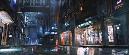 Cyberpunk 2077 5 (concept art)