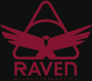CPRED Raven Microcybernetics Logo