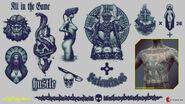 Valentinos tattoos