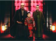 Arasaka family photo