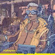 Steelbook Voodoo Boys Cyberpunk 2077
