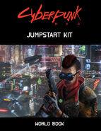 Cyberpunk RED Jumpstart Kit Book Cover 2