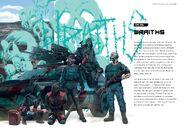Wraiths artbook pg2