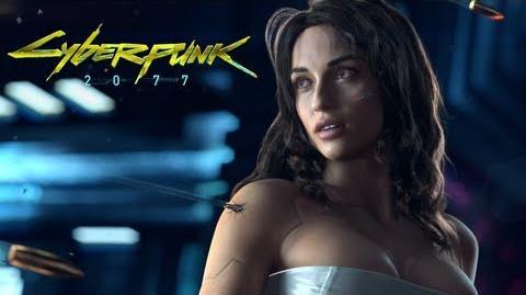 Cyberpunk 2077 Trailer 2013
