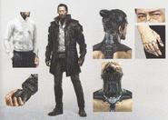 Goro Takemura Artbook ConceptArt