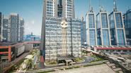 Konpeki Plaza 2077
