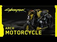 Cyberpunk 2077 — Behind the Scenes- Arch Motorcycle with Keanu Reeves and Gard Hollinger