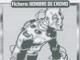 Hombre de Cromo