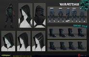 Wraiths clothes