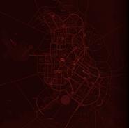 Night City Delamain Map