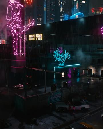Ночной клуб cyberpunk работа москва ночные смены клуб