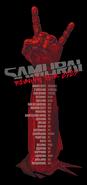 CP2077 Samurai Reunion Tour 2020