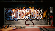 Aldecaldos street graffity