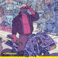 Steelbook Tyger Claws Cyberpunk 2077
