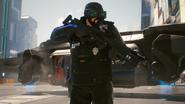 Cyberpunk 2077 — Maxtac