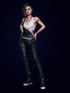 Judy Alvarez 2077