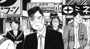 Japanese public masked