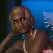 Cyberpunk 2077 Roxanne Sumner