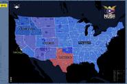 NUSA 2077 Map