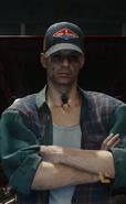 Mike Charakter Cyberpunk 2077