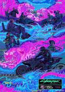Garra del Tigre poster