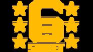 6th Street Text Logotype