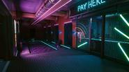 Location Interior Ho-Oh club Ground Floor 02