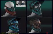 Wraiths masks 2