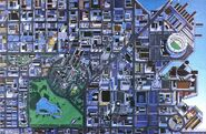 CP2020 Central Night City Painted Map