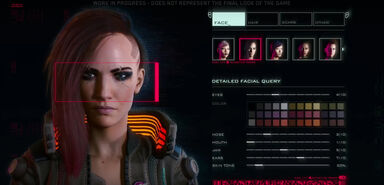 Skan biometryczny (Cyberpunk 2077)