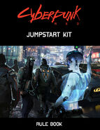 Cyberpunk RED Jumpstart Kit Book Cover 1