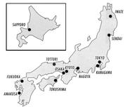 Sapporo Location