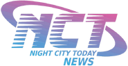 CPRED Night City Today News Logo