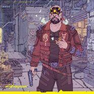 Steelbook Maelstrom Cyberpunk 2077