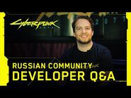 Russian Community Developer Q&A