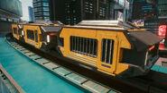 CP77 NCART Train